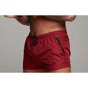 Summer Swimwear-men's Quick Dry Briefs