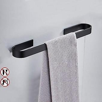 Aluminum Towel Holder, Wall Hanging Storage Rack