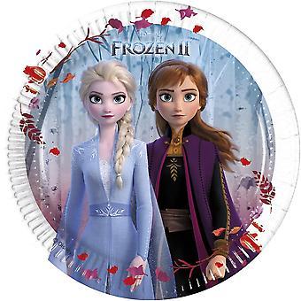 Disney Frozen 2 | Frost 2 assiets 8-Pack
