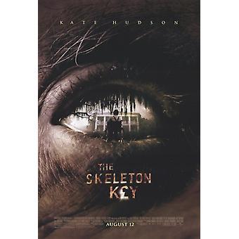 Poster do filme a chave mestra (11 x 17)