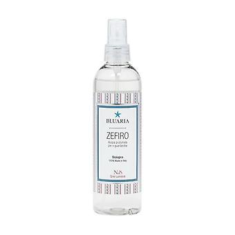 Zefiro tuoksuva vesi ei mitään