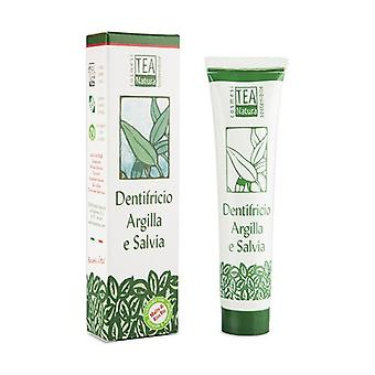 Clay and Sage Toothpaste 75 ml