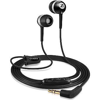 Sennheiser CX 400 ii - In-ear earbuds - Black