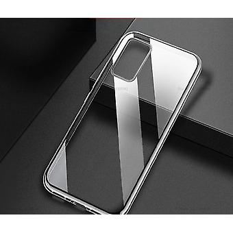 Boîtier Ultra-mince Transparent Tpu Silicone Phone Case For Samsung Galaxy
