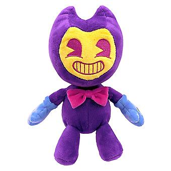 Cute Bendy And The Ink Machine Soft Stuffed Doll Plush Toy For Kids 27cm