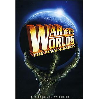 War of the Worlds - War of the Worlds: Final Season [DVD] USA import