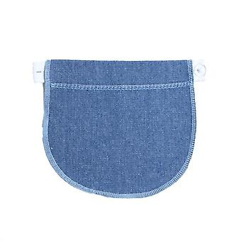 Maternity Pregnancy Waistband Belt -elastic Waist Extender Pants Comfortable
