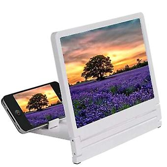 Folding Phone Screen Magnifier Amplificateur 3d Video Magnifying Glass,
