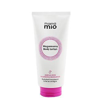 Megamama body lotion omega rich nourishing moisturiser 259100 180ml/6oz