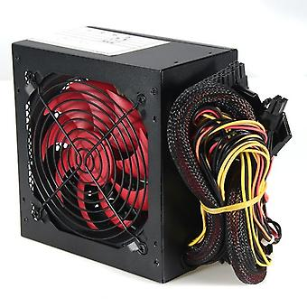 Quiet 800 Watt 800w For Intel Amd Pc 12v Atx Pc Power Supply Sli Pci-e 12cm Fan