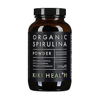 Spirulina Powder Organic 200 g