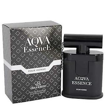 Aqua Essence Pour Homme By Jean Rish Eau De Toilette Spray 3.4 Oz (men) V728-540863