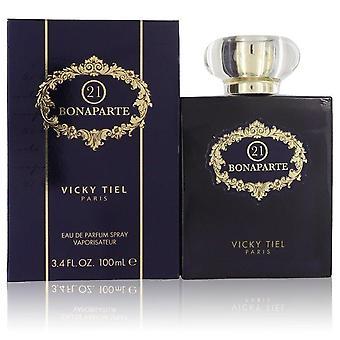 Bonaparte 21 Eau De Parfum Spray By Vicky Tiel 3.4 oz Eau De Parfum Spray