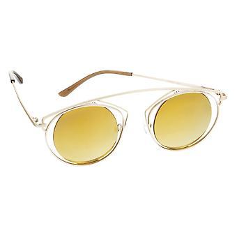Liebeskind Berlin Women's Sunglasses 10250-00100 GOLD / BRAUN TRANSP