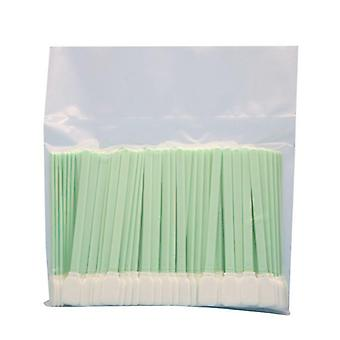 Double Layer Polyester Rectangular Head Cleaning Swabs