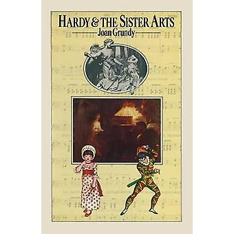 Joan Grundyn Hardy and the Sister Arts - 9781349039456 Kirja