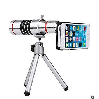 18x Iphone Lens Mobile Phone Universal Long Lens Mobile Phone Zoom Telescope Lens