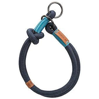 Trixie Collar Ajustable Be Nordic  Azul Oscuro/Azul Claro