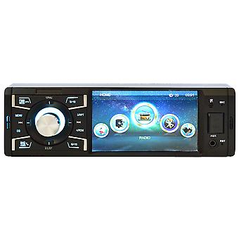 MP5 autospeler PNI 9145 1DIN 4 inch display, Bluetooth, FM-radio, SD en USB, video-ingang
