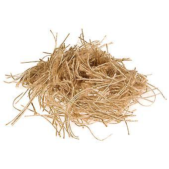 Arquivet juutti lanka (linnut, lintu häkki tarvikkeet, pesiä ja täydentää)