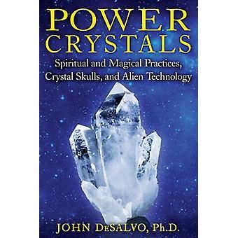 Power Crystals af DeSalvo &John & Ph.D. John DeSalvo