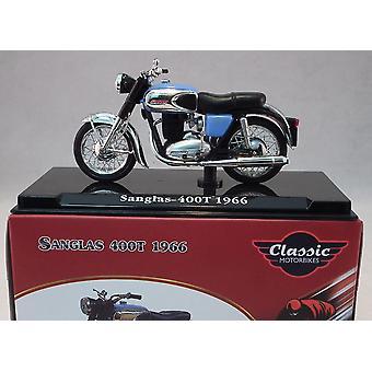Sanglas 400 T (1966) Diecast modell motorcykel