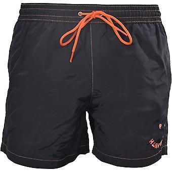 Paul Smith PS Sonrisa nadar pantalones cortos, negro