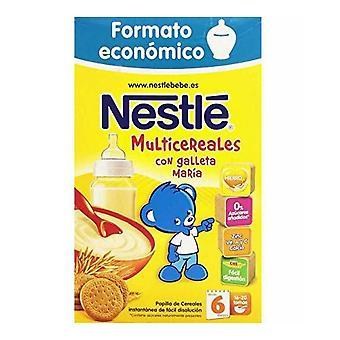 Purée pour bébés Nestlé Céréales Galleta (500 gr)