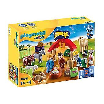 Playset My First Nativity Scene Playmobil 70047 (26 pcs)