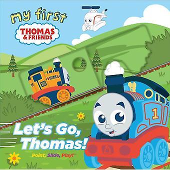 My First Thomas Lets Go Thomas av Maggie Fischer & Illustrated av Nigel Chilvers