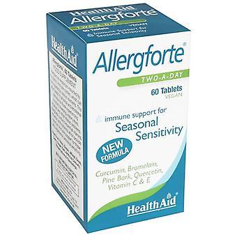 ヘルスエイドアレルギーフォルテ錠60(803250)
