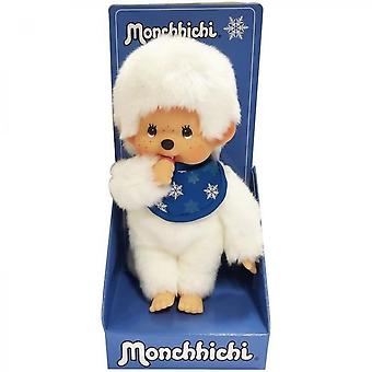 Monchhichi - Sneeuw 20 Cm