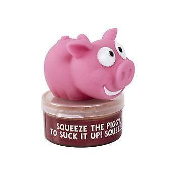Squeezy Bajsar Piggy   Kexfyllare gåva