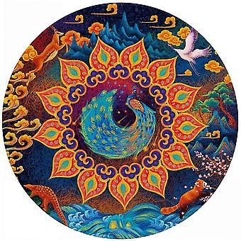 Puzzle- Huaxia Creature-paw w jego Pride-1000 Sztuk