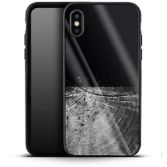 Wood Grain Slice by caseable Designs Luxury Phone Case Apple iPhone XS Max