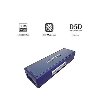 Äänikuulokevahvistin palkkaa DSD:n
