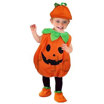 YANGFAN Barn Græskar Kostume til Halloween Party
