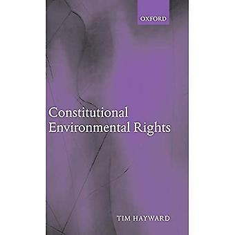 Konstitutionella miljörättigheter
