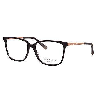 Ted Baker Dinah TB9163 Reader 001 Black +1.50 Glasses