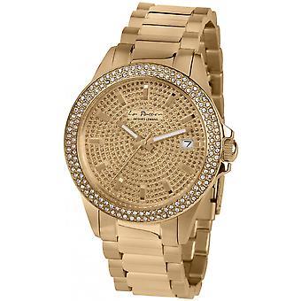 Jacques Lemans Oro Rosa Acero Inoxidable LP-129C Reloj de Mujer