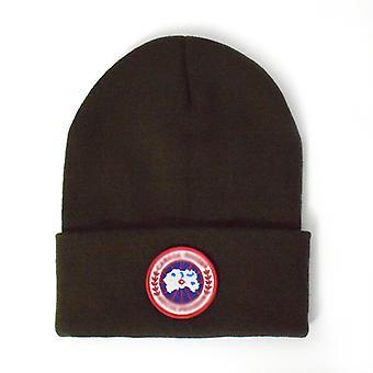 モンクレール冬の帽子メンズレディースニットキャップ屋外