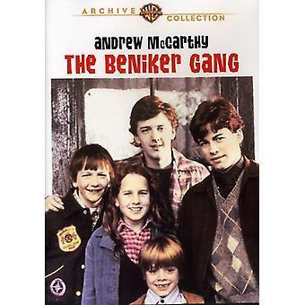 Beniker banden [DVD] USA importerer