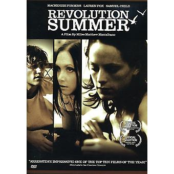 Revolution Summer [DVD] USA import