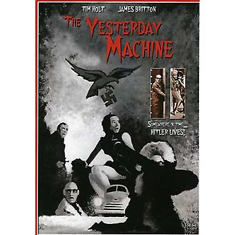 Yesterday Machine [DVD] USA import