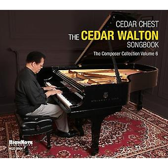 Cedar Chest-the Cedar Walton Songbook - Cedar Chest-the Cedar Walton Songbook [CD] USA import