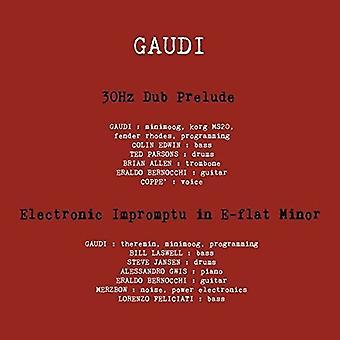 Gaudi - EP [Vinyl] USA import