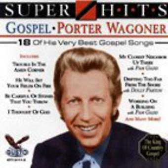 Porter Wagoner - Super Hits Evangelio [CD] USA importar