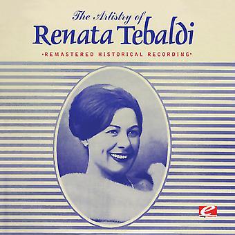 Renata Tebaldi - taiteellisuus Renata Tebaldi [CD] USA tuonti
