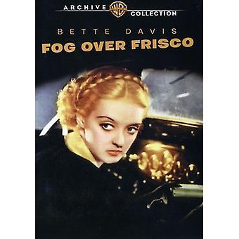 Fog Over Frisco [DVD] USA import