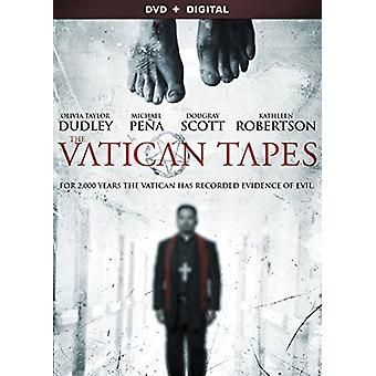 Vatican Tapes [DVD] USA import